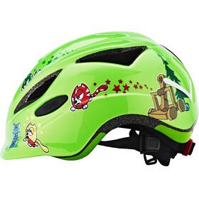 ABUS Anuky Cykelhjälm Barn grön
